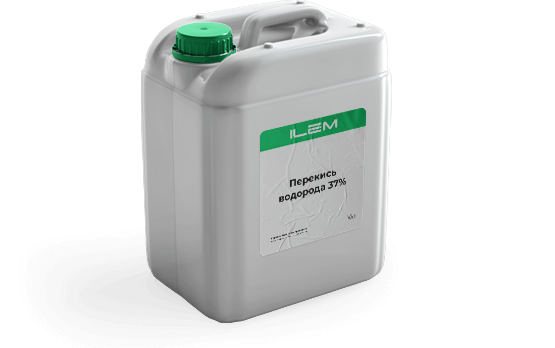 Перекись водорода в канистре 10 литров